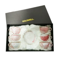 G0006-Teacup & Saucer Gift Set (MOQ2000-189)