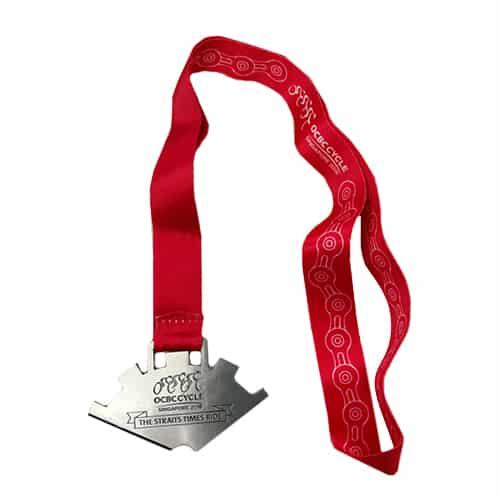 M0006-Customized Medal (MOQ7000-33)