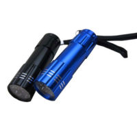 9 LED Torchlight -Corporate Gifts