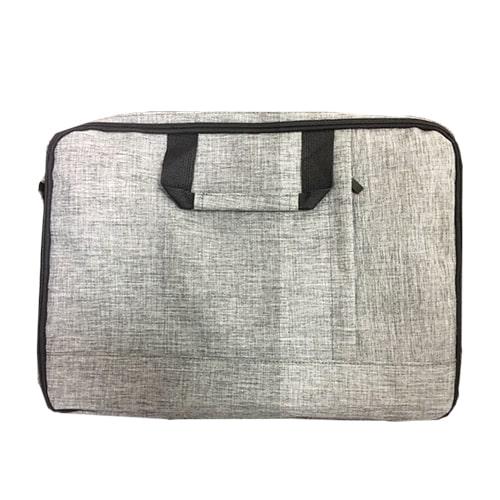 B0056-Snow Canvas Document Bag (MOQ1000-65)