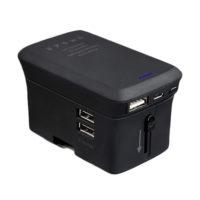 Universal Travel Adaptor with Powerbank