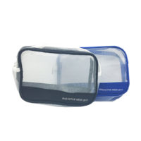 Mesh Toiletry Pouch